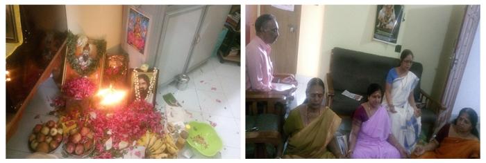 Guru Purnima - Mohanji - India - Kerala