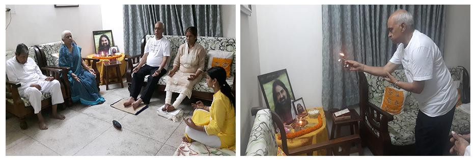 Guru Purnima - Mohanji - Jamshedpur