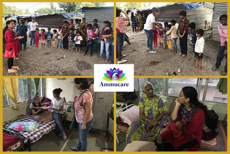 Guru Purnima - Pune - India - Ammucare - charity - seva - Mohanji - the founder