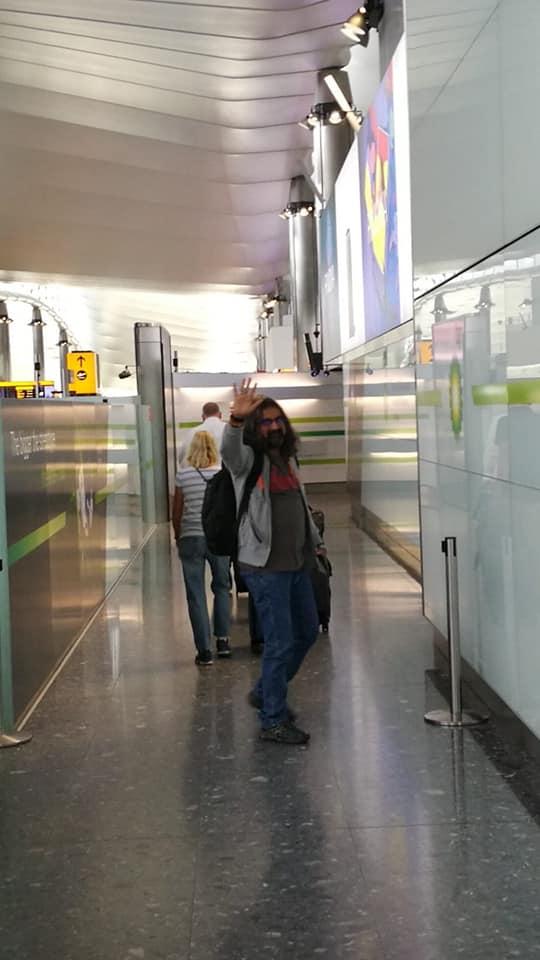 departure 10