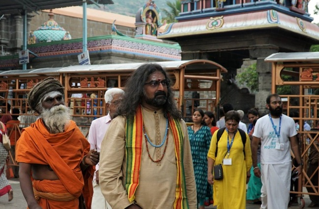 Arunachala with Shiva – The Completion – Experiences With Mohanji
