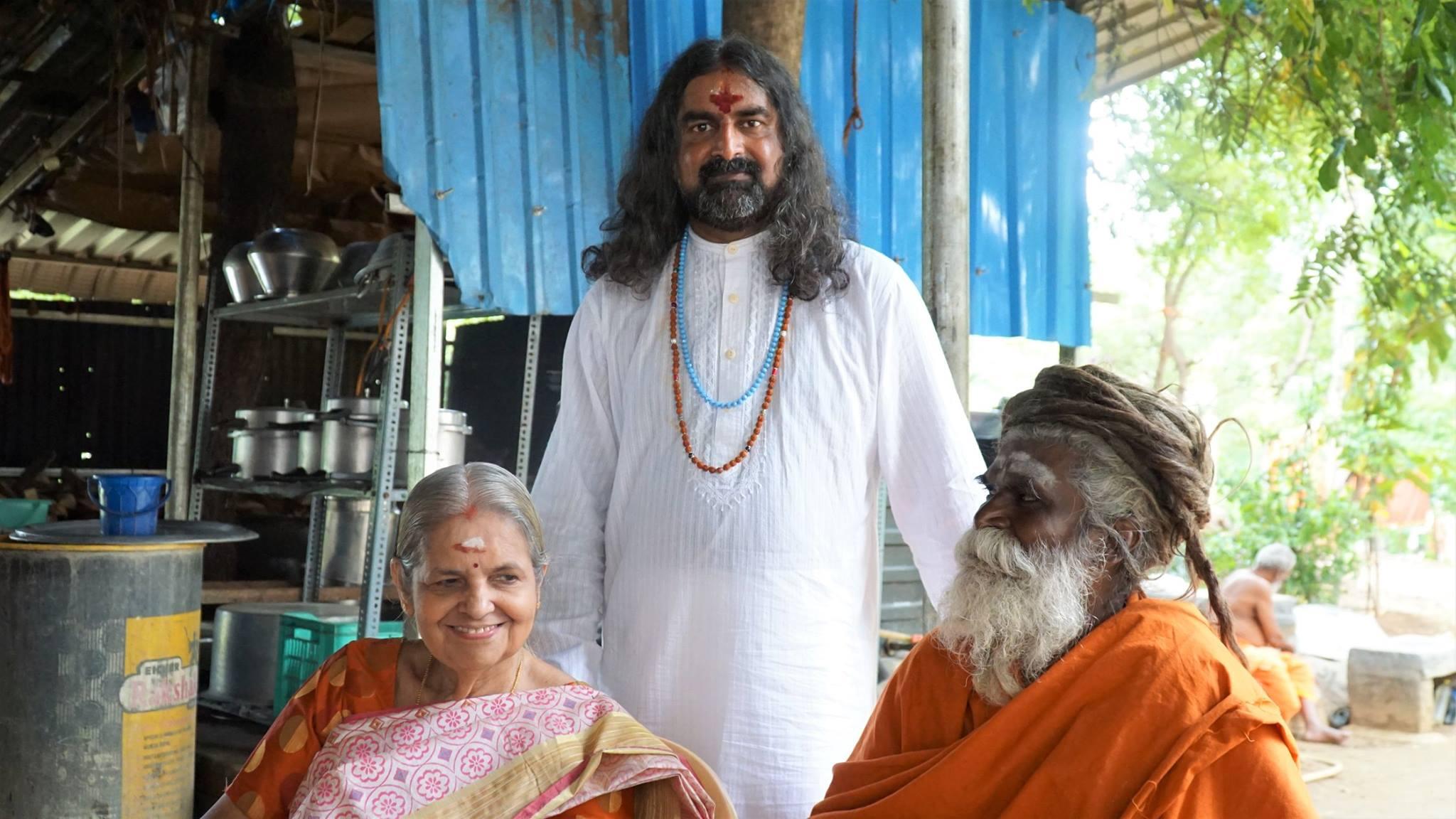 Mohanji_withAmma_Swami