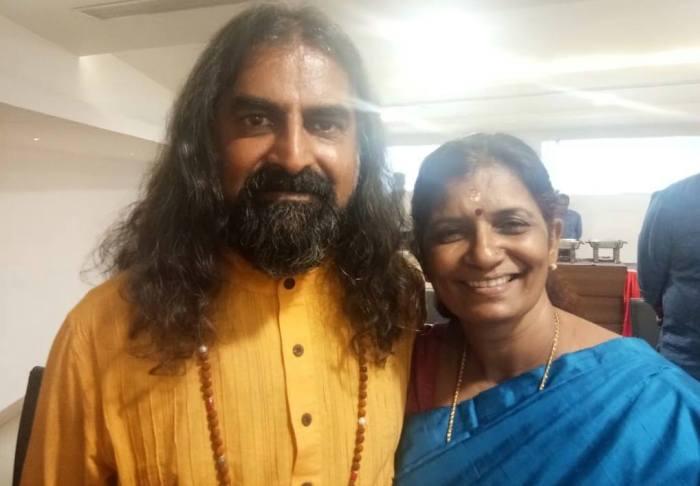 Mohanji Satcharita_Mohanji_Mohanji with Surya
