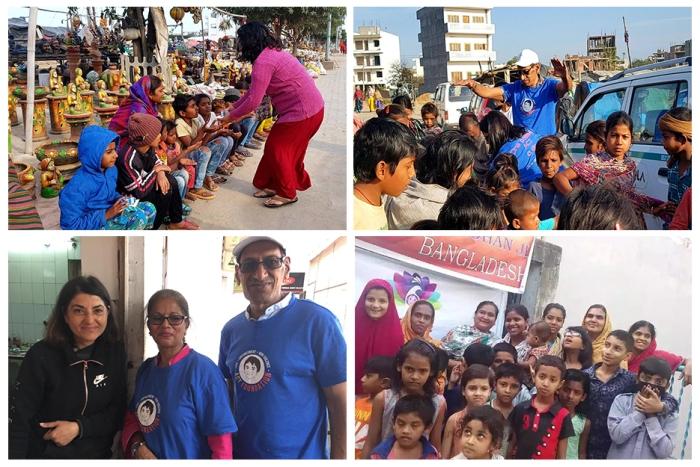 ACT Foundation UK - charity for Mohanji's birthday