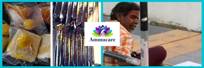 Ammucare- Cochin - charity - Happy birthday Mohanji