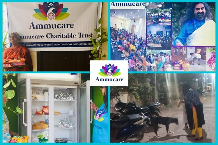 Ammucare - Hyderabad - Happy birthday Mohanji -