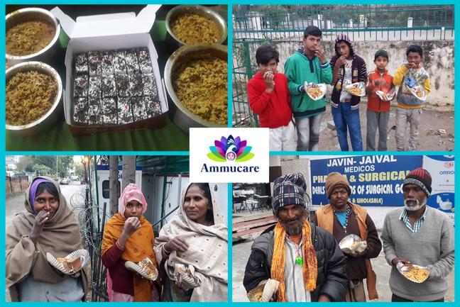 Ammucare - Jammu - Happy birthday Mohanji