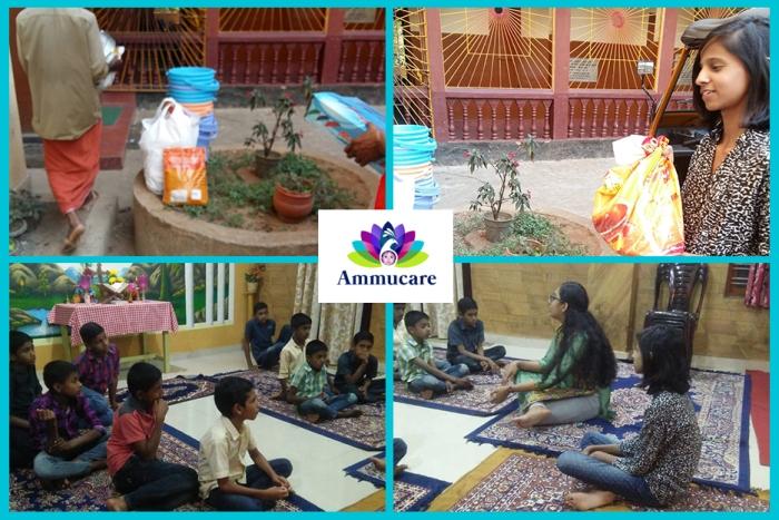 Ammucare - Wayanad -angel kids - charity - Happy birthday Mohanji -