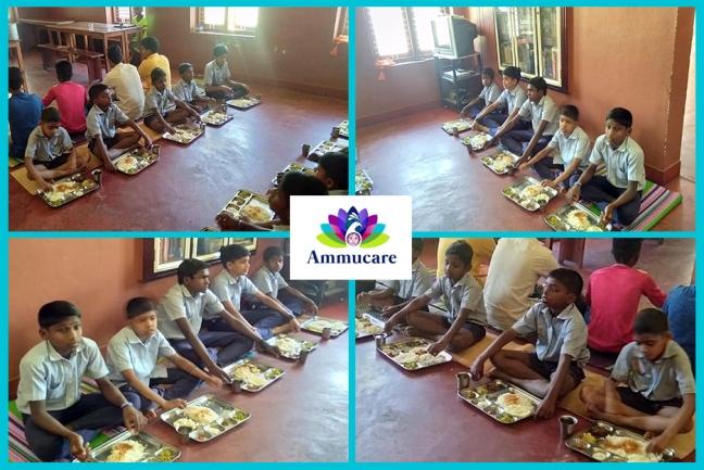 Ammucare - Wayanad - food seva - charity - Happy birthday Mohanji -