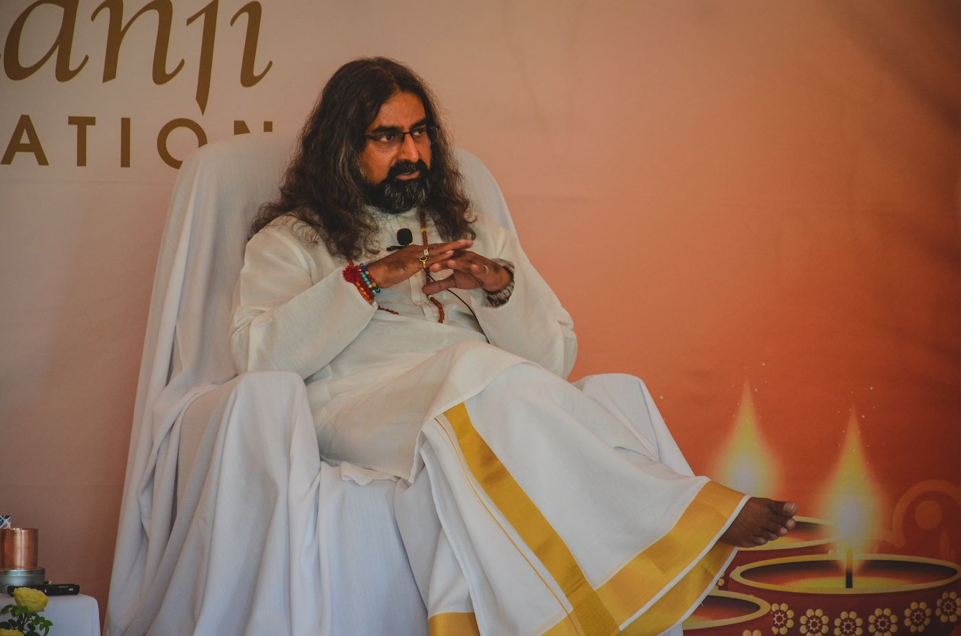 Anchored in love with Mohanji_ Satsang with Mohanji