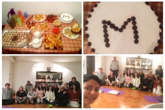 Belgrade, Unity Space - Mohanji's birthday celebration