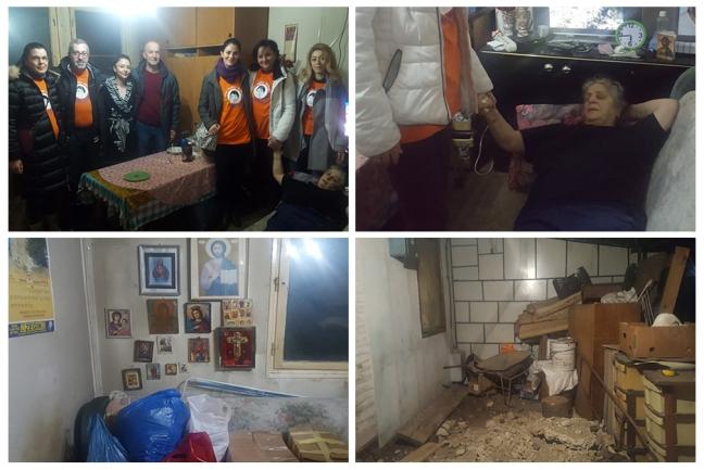 Donation for Snezana - Mohanjis birthday celebration in Macedonia - charity
