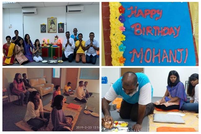 Malaysia - Happy birthday Mohanji 2019