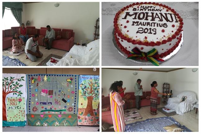 Mauritius - Happy birthday Mohanji 2019
