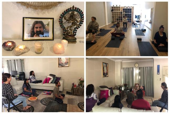 Mohanji - happy birthday- Australia and New Zealand - meditation