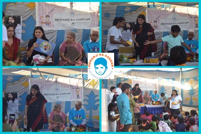 Mohanji Ka Aangan - Bangalore - Ammucare - Happy birthday Mohanji