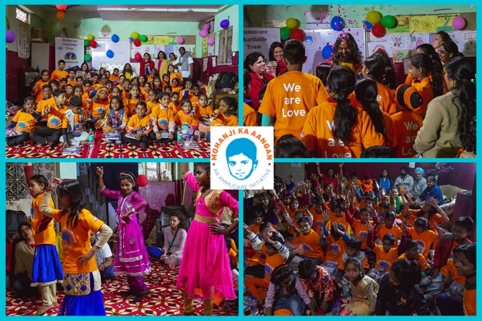 Mohanji Ka Aangan - Delhi - Ammucare - Happy birthday Mohanji