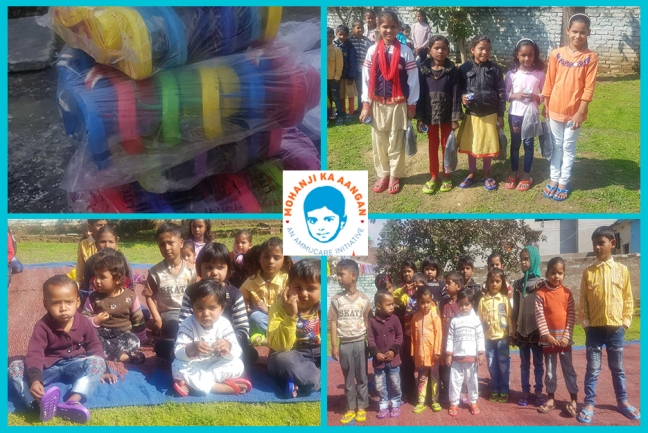 Mohanji Ka Aangan - Jammu - Ammucare - Happy birthday Mohanji
