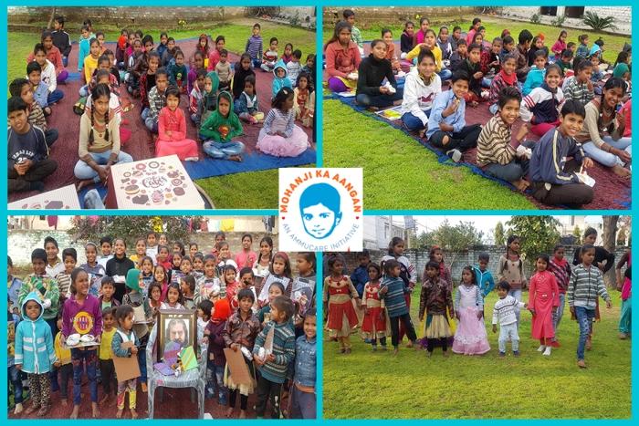 Mohanji Ka Aangan - Jammu dance party- Ammucare - Happy birthday Mohanji