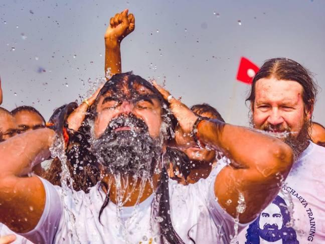 Mohanji shahi snan 2019 Prayagraj