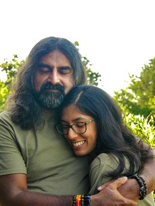 Shene with Mohanji