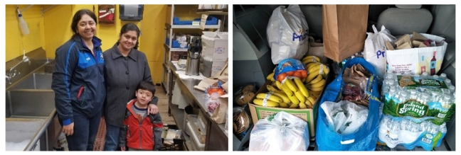 USA - Happy birthday Mohanji - Connecticut - food distribution to the needy
