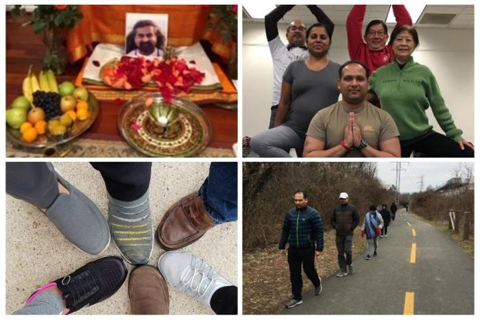 USA - Happy birthday Mohanji - Yoga, Conscious Walking