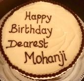 Vegan cake - Happy birthday Mohanji - Global Vegan Club (13)