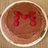 Vegan cake - Happy birthday Mohanji - Global Vegan Club (16)