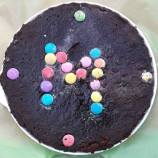 Vegan cake - Happy birthday Mohanji - Global Vegan Club (5)