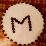Vegan cake - Happy birthday Mohanji - Global Vegan Club (8)