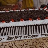 Vegan cake - Happy birthday Mohanji - Global Vegan Club (9)