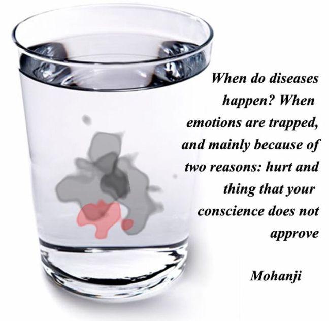 mohanji on diseases