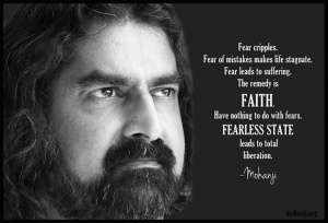 Mohanji on faith