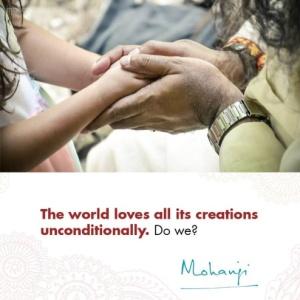 Mohanji on love