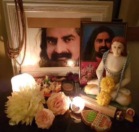 Truth of Darkness to Light With Mohanji _ALtar