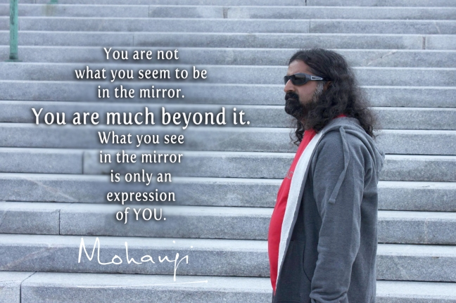 mohanji expression