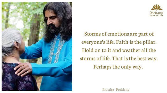 Mohanji on emotions