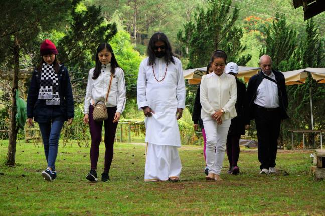Conscious Walking with Mohanji - 5