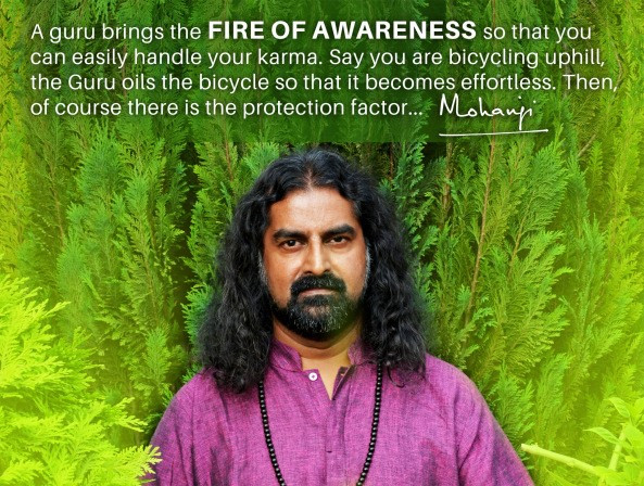 Fire of awareness