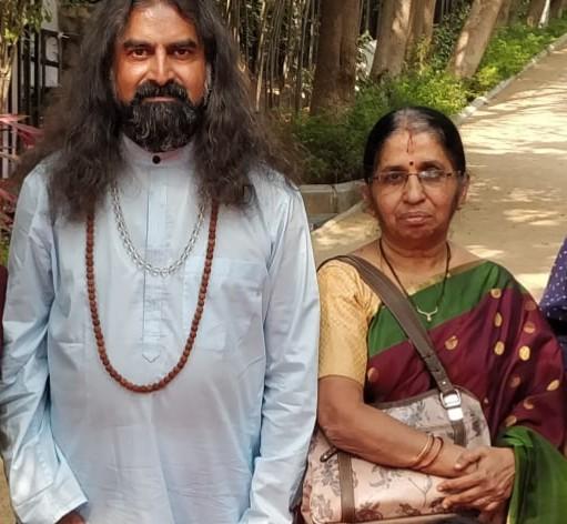 Mohanji and Neelu's Mother
