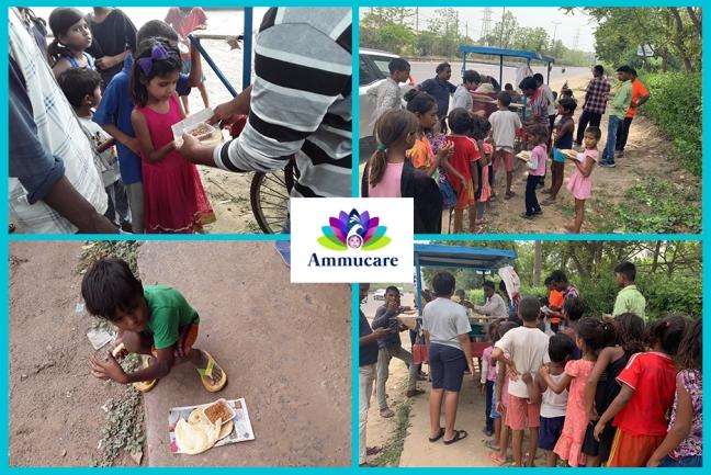 Ammucare - Gurgaon - Guru Purnima 2019-aanandan