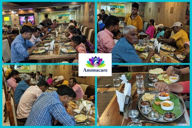 Ammucare - Hosur - Guru Purnima 2019 - annaadan
