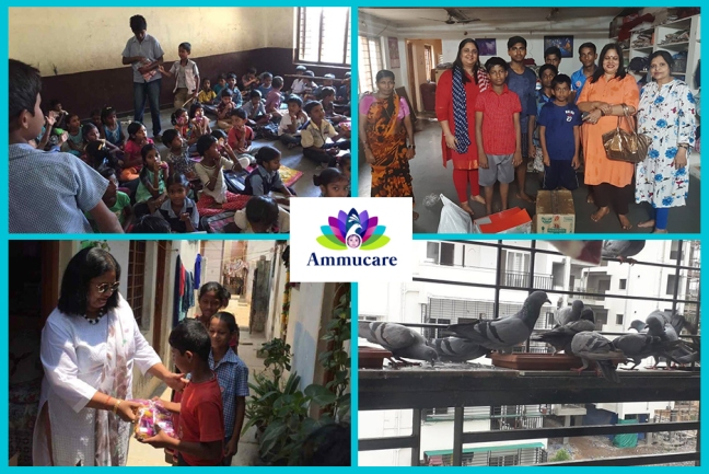 Ammucare-Hyderabad-Guru Purnima 2019-Annnaadan