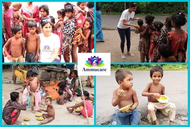 Ammucare - Kanchapara West Bengal-Guru Purnima 2019-annaadan