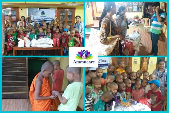 Ammucare - Kolkata 2 - Guru Purnima 2019- annaadan