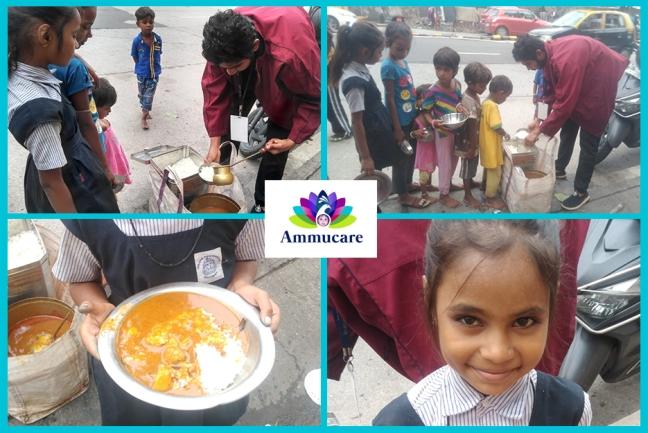 Ammucare - Mumbai - Guru Purnima 2019 - annaadan