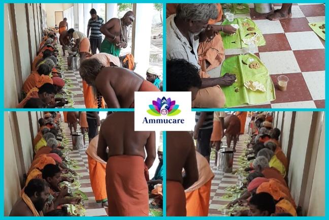 Ammucare - Thiruvannamalai - Guru Purnima - aanandan