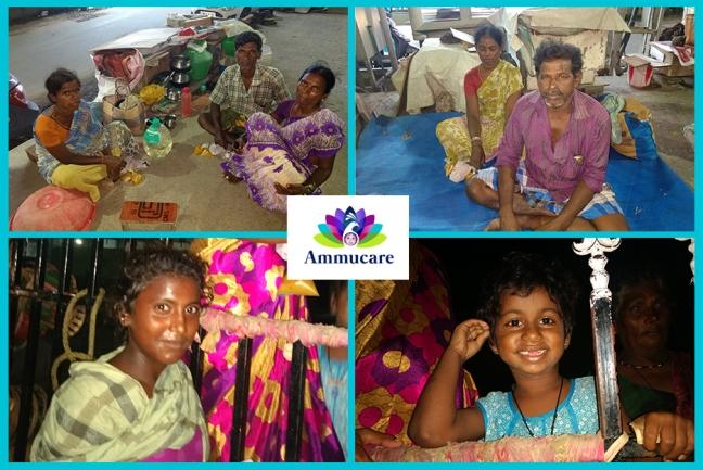 India - Ammucare Charitable Trust - Chennai - Guru Purnima 2019 - annaadan