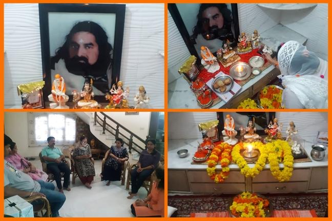 India-Jammu - Guru Purnima 2019 - Mohanji, Shirdi Sai Baba